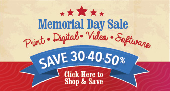 Memorial Day Sale from Pearson IT Certification