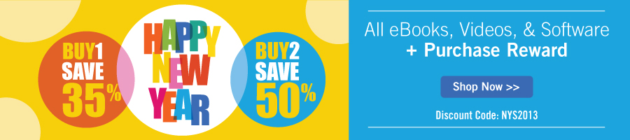 New Year's Sale from Pearson IT Certification