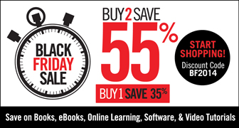 Black Friday Sale from Pearson IT Certification