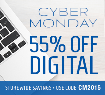 Save 55% in the Cyber Monday Sale from Pearson IT Certification