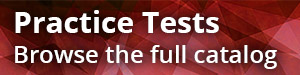 Practice Tests from Pearson IT Certification