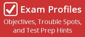 Exam Profiles