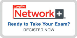 Register for CompTIA Network+ Exams