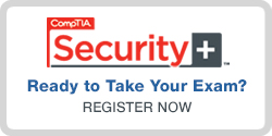 Register for CompTIA Security+ Exams