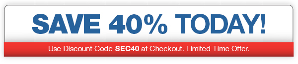 Save 40% on CompTIA Security+ Products from Pearson IT Certification
