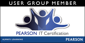User Group Member at Pearson IT Certification