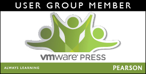 VMware Press User Group Member
