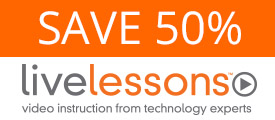 Save 50% on Video Training
