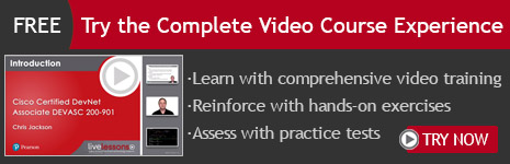 Try a free sample of this Complete Video Course