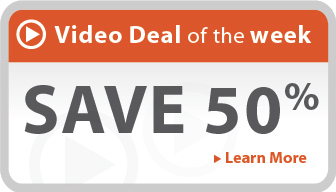 Video LiveLesson Deal of the Week