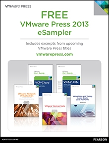Free eSampler from VMware Press