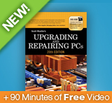 Upgrading and Repairing PCs, 20th Edition from Que Publishing