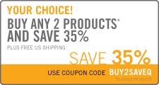 Buy 2, Save 35%