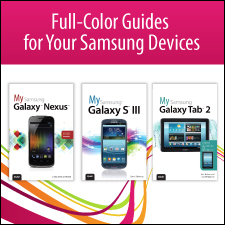 Full-Color Guides for your Samsung Devices