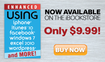 Enhanced USING Series from Que Publishing Now Available on the iBookstore