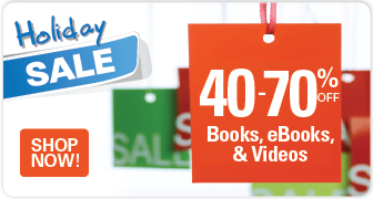 Save 40-70% on Books, eBooks, and Videos in the Holiday Sale from Que
