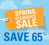 Save 65% on select books and DVDs from Que in the Spring Clearance Sale