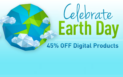 Earth Day 45th Anniversary