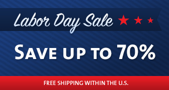 Save up to 70% in the Labor Day Sale from Que Publishing