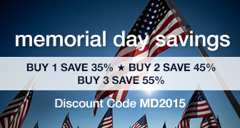 Save up to 55% in the Memorial Day Sale from Que Publishing