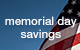 Memorial Day Sale: Use Discount Code MD2015