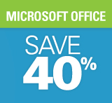 Save 40% on Microsoft Office Books, eBooks, and Videos