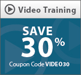 Save 30% on Video Training from Que Publishing with Discount Code VIDEO30