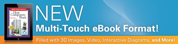 New Multi-Touch eBook Format