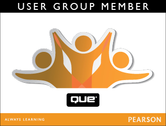 User Groups at Que Publishing