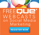 Free Social Media Webcasts from Que Publishing