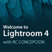 Welcome to Lightroom 4