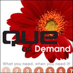 Que on Demand (Video)
