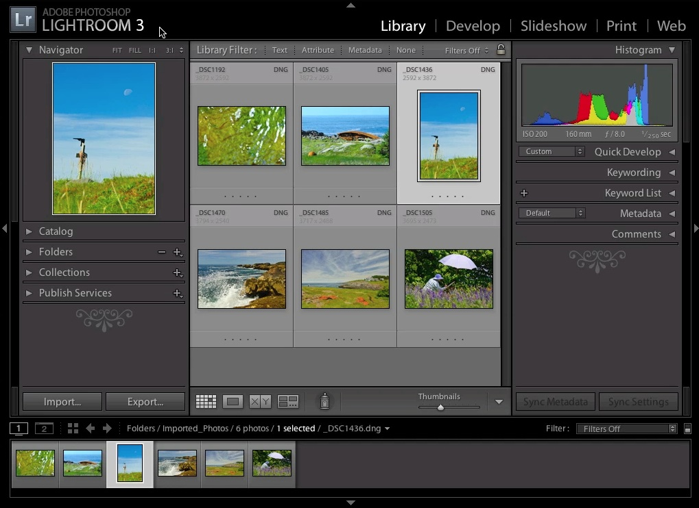 Photoshop Lightroom 3: Video QuickStart Guide, Online Video