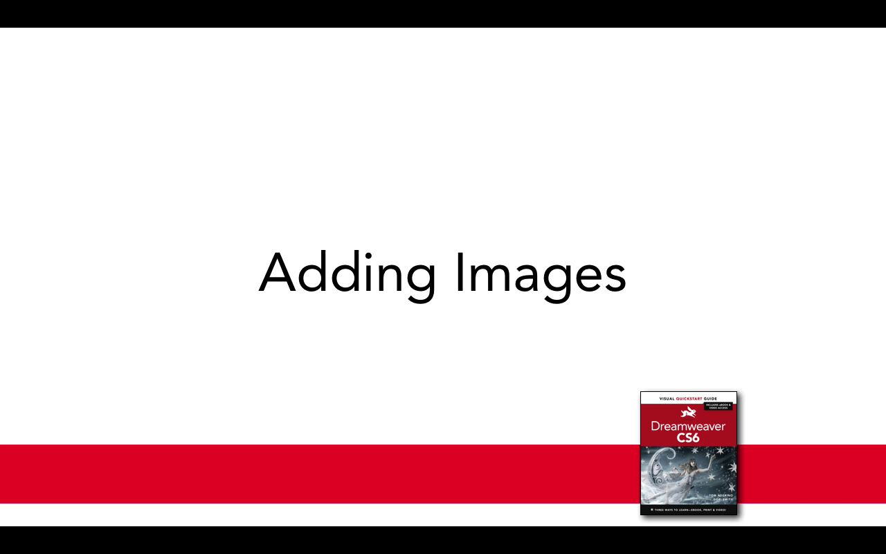 Dreamweaver CS6: Video QuickStart