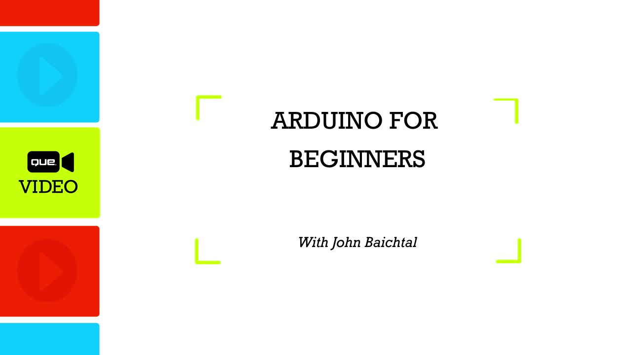Arduino for Beginners (Que Video)