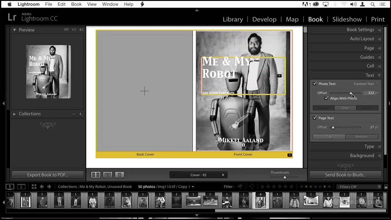 The Photographer's Workflow - Adobe Lightroom CC and Adobe Photoshop CC Learn by Video (2015 release)