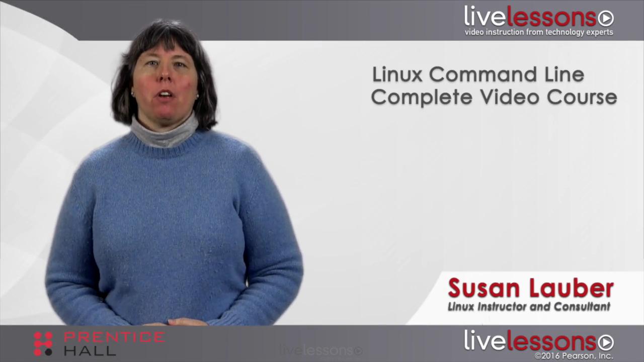 Linux Command Line Complete Video Course