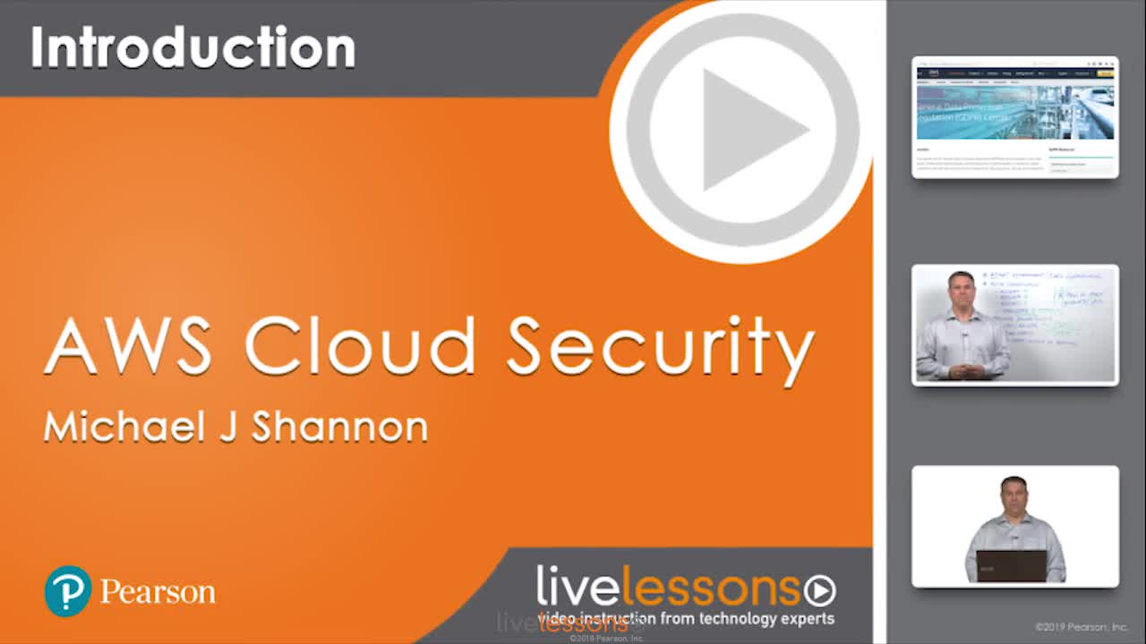 AWS Cloud Security LiveLessons