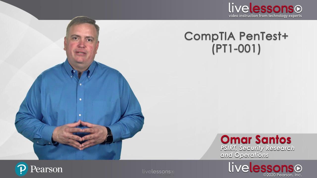 CompTIA PenTest+ (PT1-001) Complete Video Course