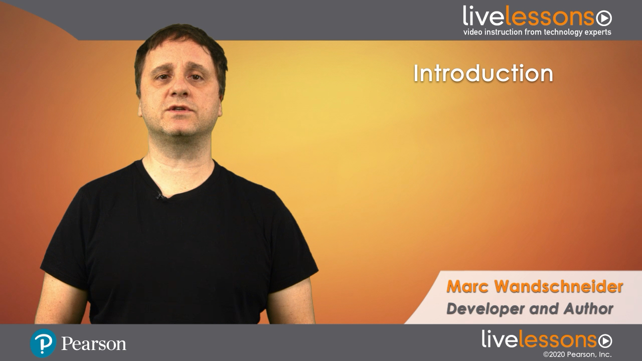 Learning Angular LiveLessons (Video Training), 3rd Edition
