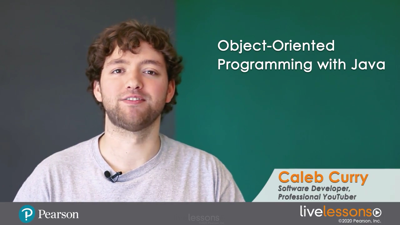 Object-Oriented Programming with Java LiveLessons