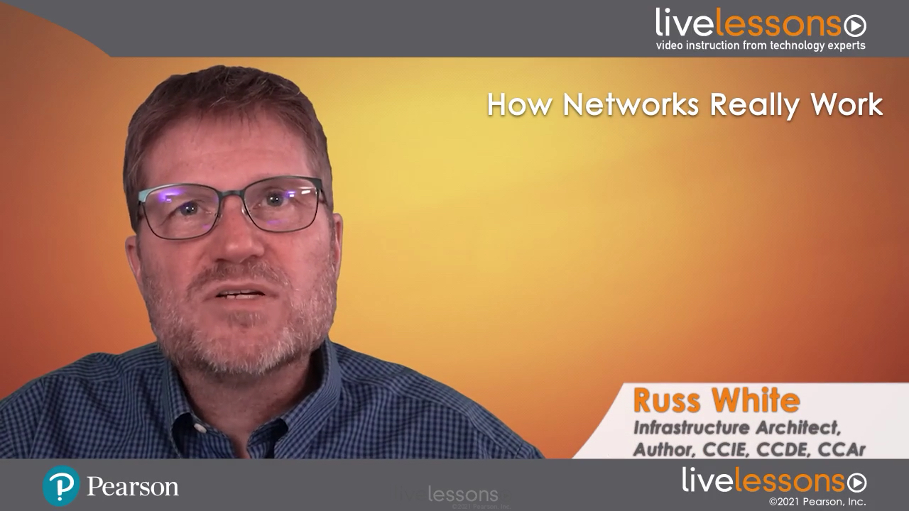 How Networks Really Work LiveLessons (Video Training)