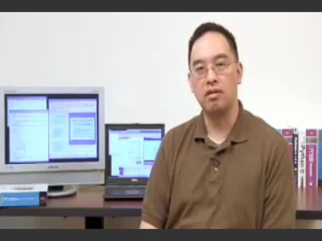 Python Fundamentals LiveLessons (Video Training)