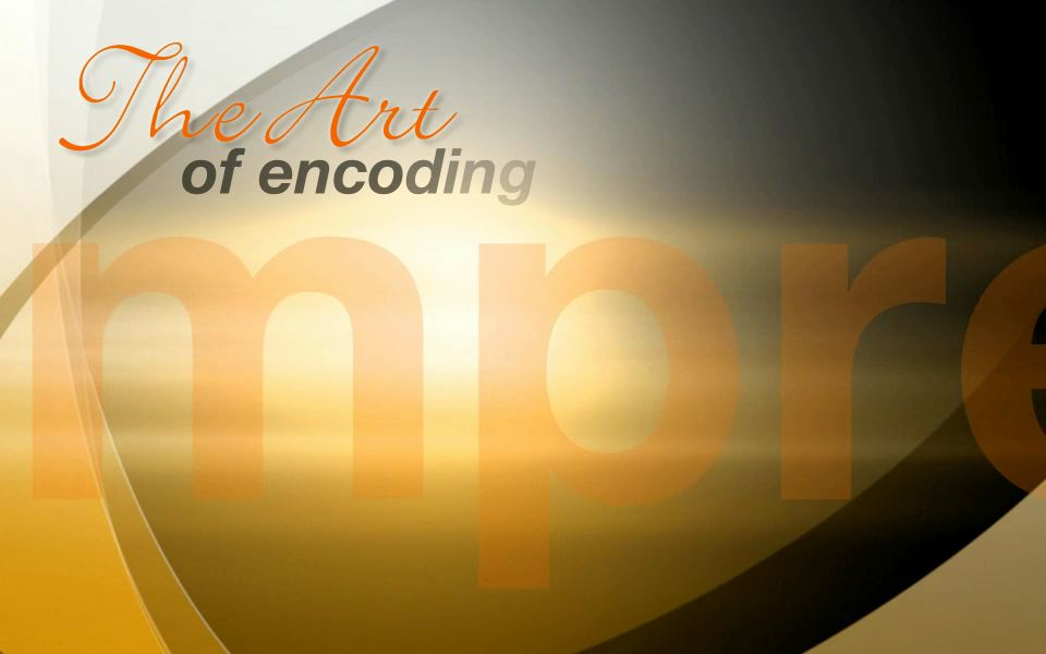 Art of Encoding Using Compressor, Online Video, The