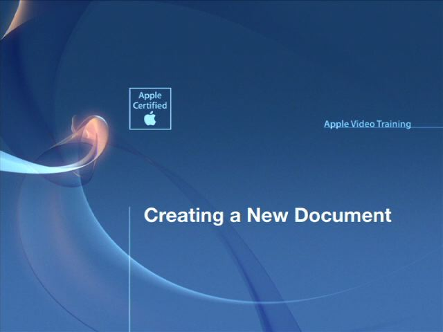 Apple Video Training: Pages for iPad, Online Video