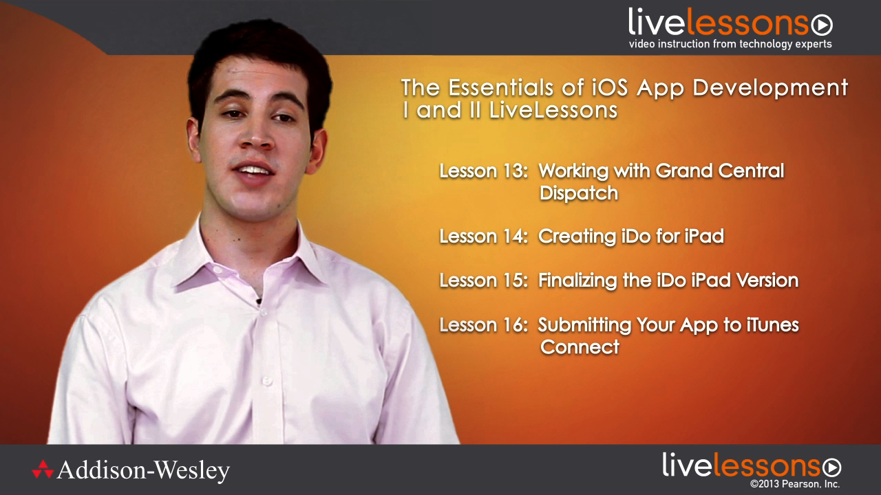 Essentials of iOS App Development LiveLessons (Video Training), Downloadable Version, The