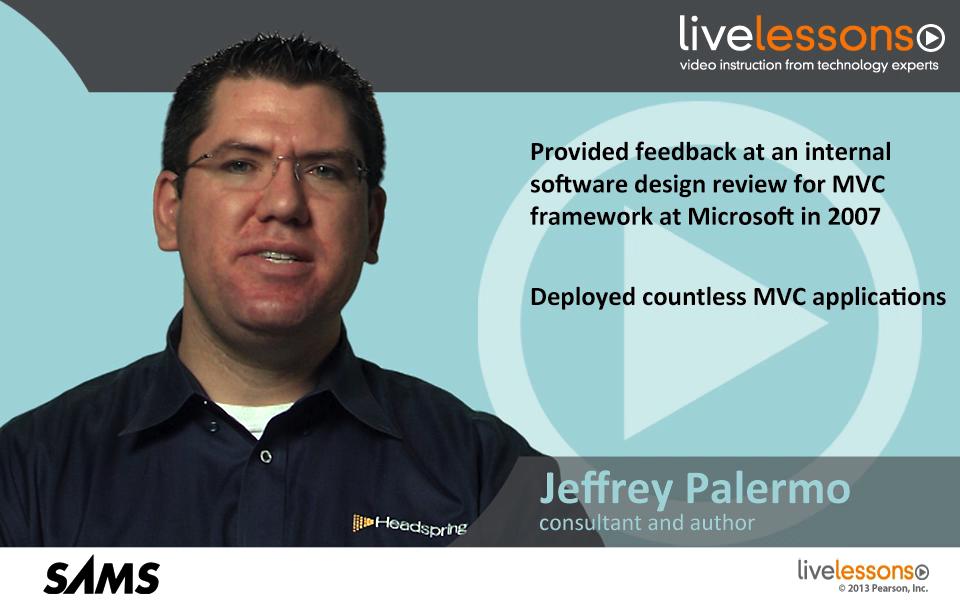 ASP.NET MVC 4 LiveLessons (Video Training), Downloadable Version