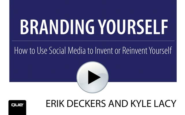 Branding Yourself (Video Training)
