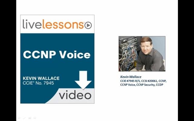 CCNP Voice LiveLessons (Video Training)
