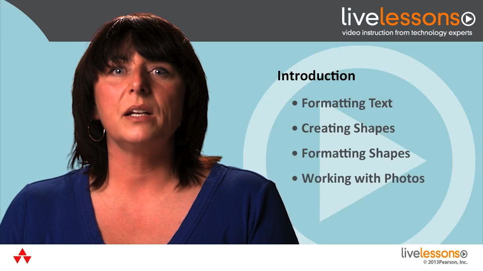 PowerPoint 2013 LiveLessons (Video Training)